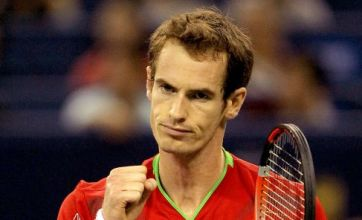 Andy Murray ready to annihilate the competition at the Olympic Games