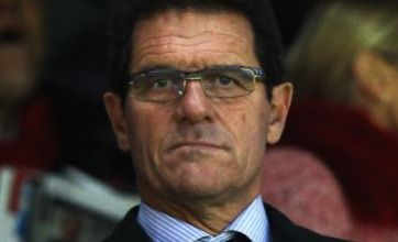 Fabio Capello confident his 'new England' can perform at Euro 2012