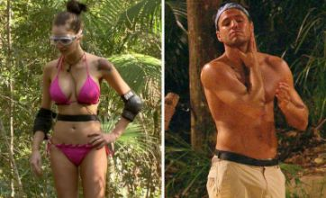 I'm A Celeb's Mark Wright v Jessica-Jane Clement: Hot or not?