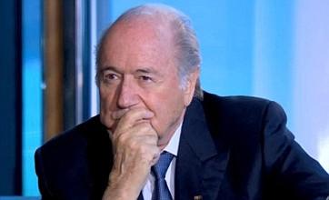 Sepp Blatter hits back at Rio Ferdinand over Tokyo Sexwale photo
