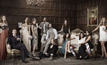 Made in Chelsea stars begin filming Christmas special