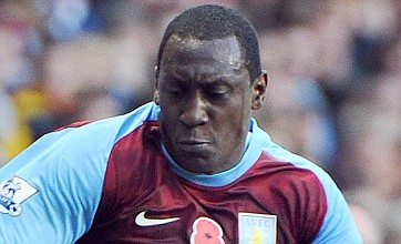 Heskey's fiancée sparks fire alert with botched Christmas dinner attempt