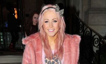 Amelia Lily feels 'under pressure' as she emerges as X Factor favourite