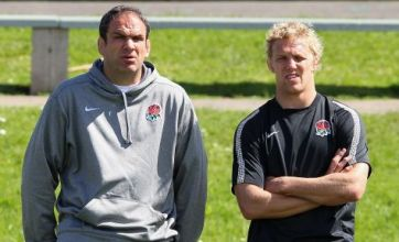 Lewis Moody 'gutted' over Martin Johnson resignation