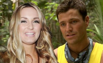 Sam Faiers slated by TOWIE fans for supporting Mark Wright in jungle