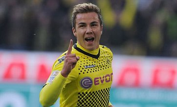 Mario Goetze 'must decide on Arsenal move' as Man United monitor situation