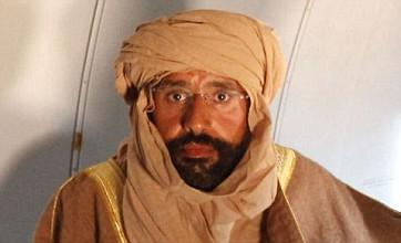 British government will not interfere in trial of Col Gaddafi's son Saif al-Islam