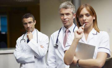 Job cuts are putting NHS at 'crisis' point, warns Royal College of Nursing