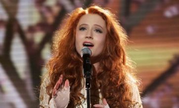 X Factor's Rebecca Ferguson defends 'predictable' Janet Devlin
