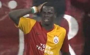 Ex-Arsenal man Emmanuel Eboue pelted by missiles in Turkey