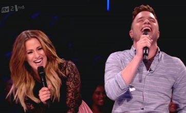 Caroline Flack's mocking of X Factor judges backfires with Harry Styles dig