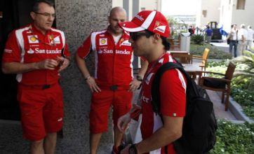 Ferrari warn to Felipe Massa to improve next season or face the axe