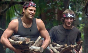 Lusty Mark Wright and Dougie Poynter talk sex in I'm A Celebrity jungle