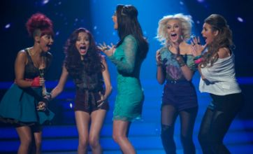 X Factor's Little Mix overtake Marcus Collins to become new favourites