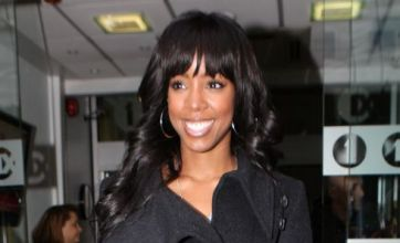 Kelly Rowland returns to London to coach her X Factor girls