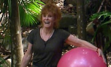 Stefanie Powers is first to leave I'm A Celebrity jungle