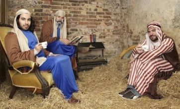Bethlehem comes to Brighton: Woman rents out stable for Christmas