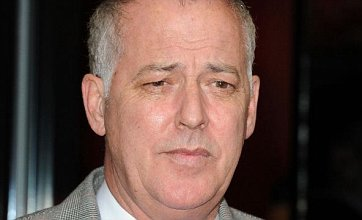 Michael Barrymore charged with cocaine possession after car crash