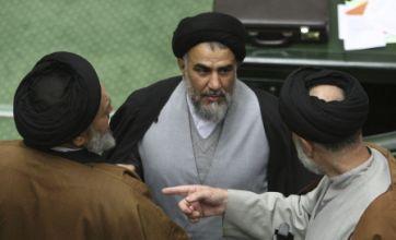 UK ambassador Dominick John Chilcott cast out in Iran nuke row
