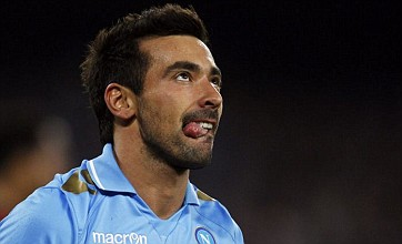 Ezequiel Lavezzi 'edges towards Man City move' after girlfriend is mugged