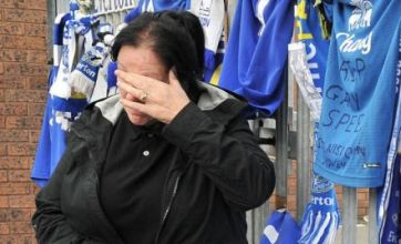 Gary Speed's devastated family thank public for 'overwhelming' support