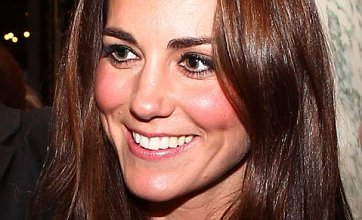 Buckingham Palace reception sees Duke and Duchess welcome press