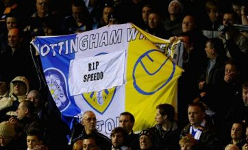 Gary Speed 11-minute song tribute by Leeds fans rewarded with goal