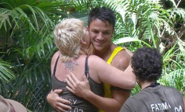 Peter Andre reminisces about Katie Price as he returns to I'm A Celebrity