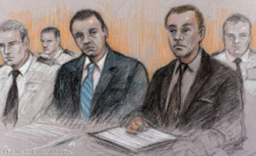 Stephen Lawrence trial: Jury shown video of racist rants