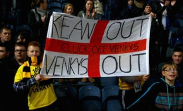 Steve Kean vows to fight on as Blackburn slump continues