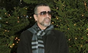 George Michael admits pneumonia battle was 'touch and go for weeks'