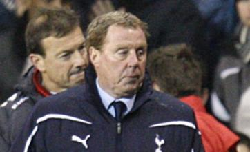 Harry Redknapp hints at 'major' signing for Spurs in January