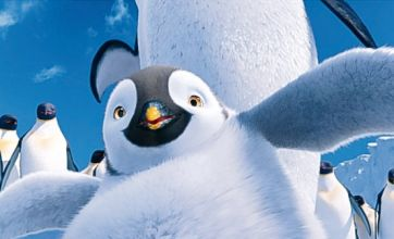 Happy Feet Two couldn't even be saved by Brad Pitt and Matt Damon
