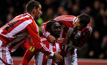 Stoke through to Europa League last 32 after draw against Dynamo Kiev