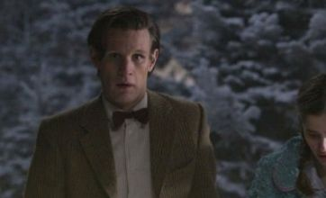Doctor Who movie will star Matt Smith if it gets made, says Steven Moffat