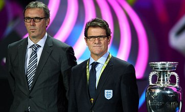 Fabio Capello: England's Krakow base stays despite Ukraine Euro 2012 draw