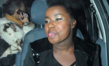 Misha B 'has X Factor tantrum after being tipped for semi-final elimination'