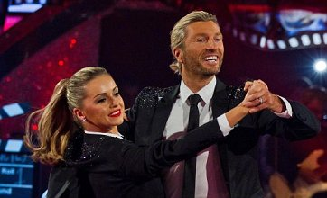 Robbie Savage's dodgy quickstep puts Strictly behind X Factor in ratings