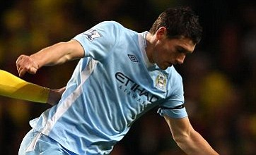 Gareth Barry warns Manchester City fans of 'dangerous' expectancy levels