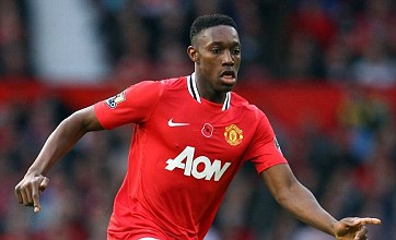 Danny Welbeck lined up for leading Manchester United role against Swiss