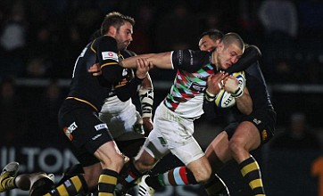 Chris Robshaw relishes Toulouse test as Harlequins keep winning