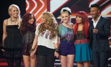 Marcus Collins: Little Mix are my biggest X Factor rivals, not Amelia Lily