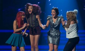 Little Mix remain X Factor favourites with Amelia Lily just behind