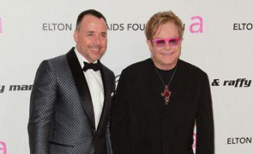 Elton John and David Furnish plan Xmas birthday bash for son Zachary