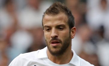 Rafael van der Vaart not angry at Harry Redknapp for Spurs sub role