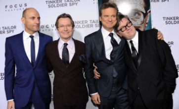 The Dark Knight Rises will be a terrific conclusion, says Gary Oldman
