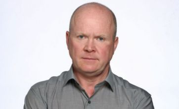 Phil Mitchell's mystery stalker to be revealed on Christmas Day