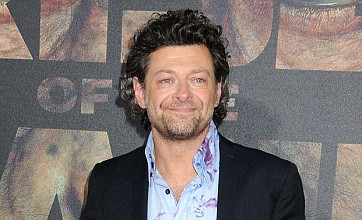 Andy Serkis: Playing King Kong straightened out my back after Gollum