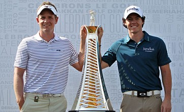 Luke Donald: Young cub Rory McIlroy more talented than Tiger Woods