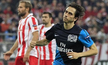 Yossi Benayoun keen to prove a point at Arsenal